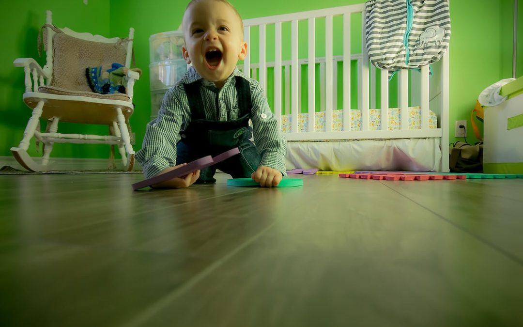 Checklist: is je huis kindveilig?